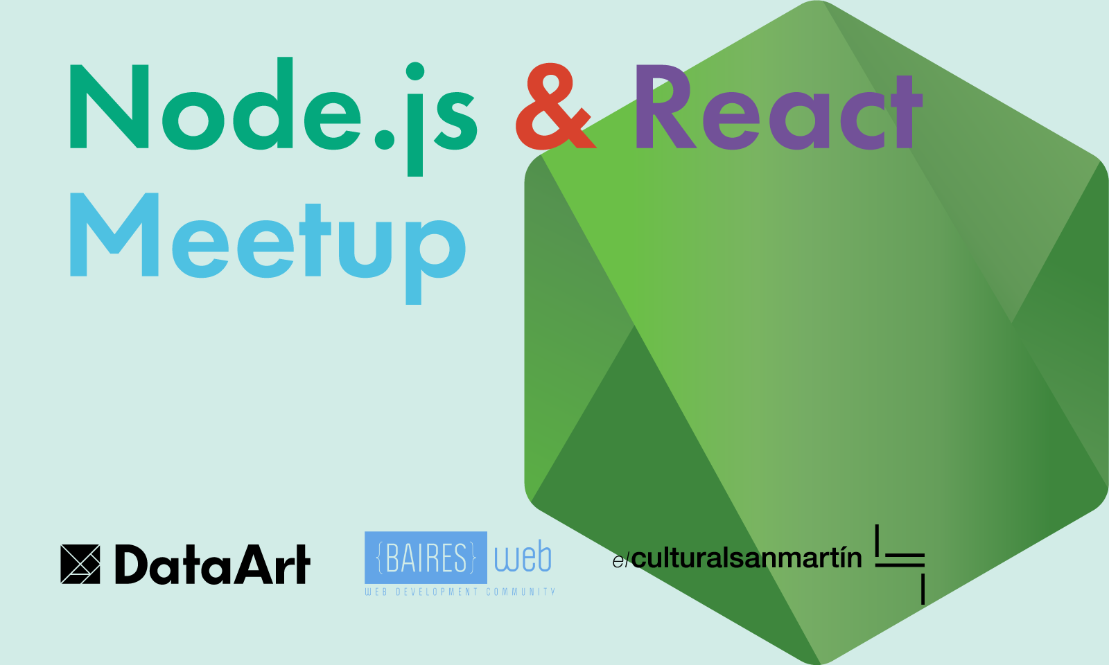 Node.js & React Meetup