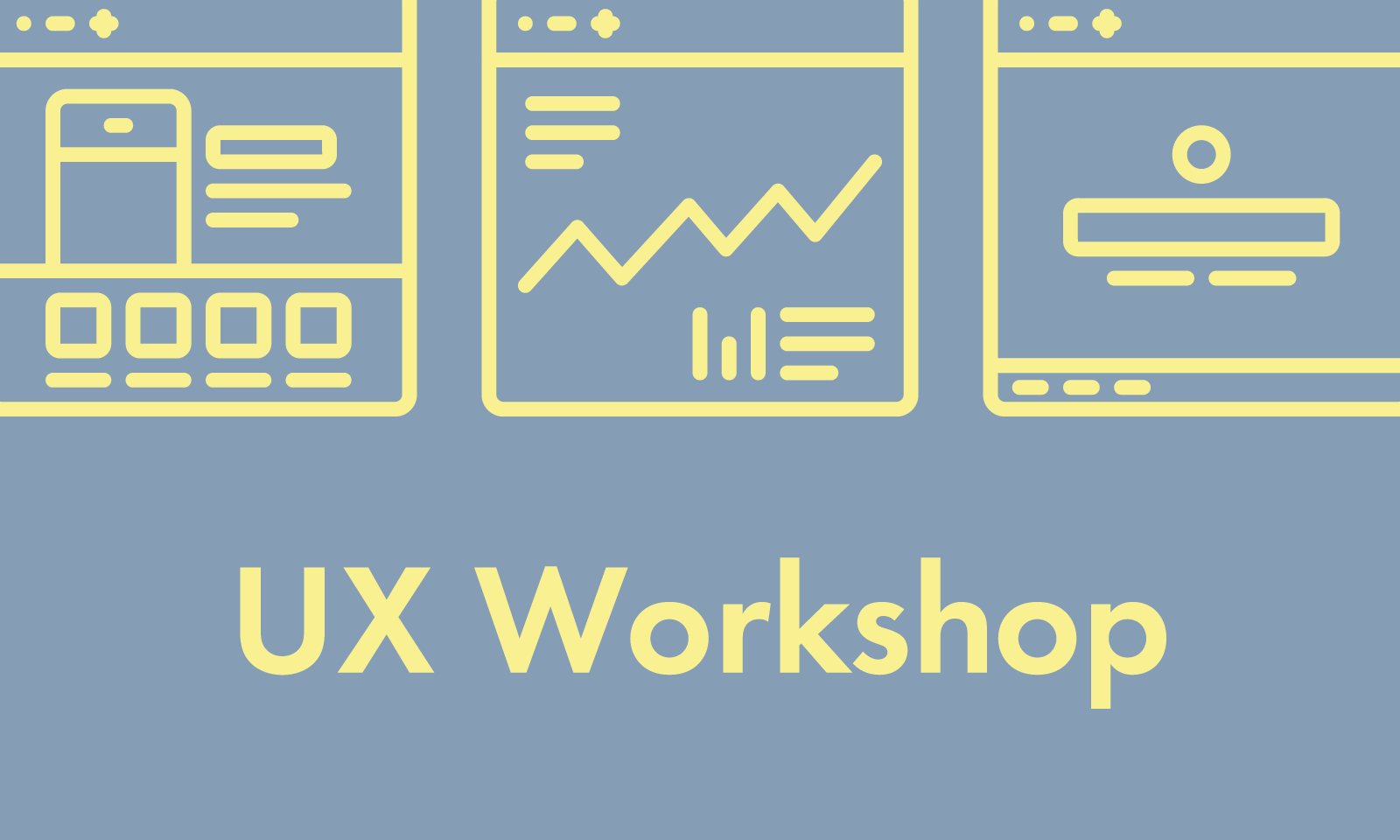 UX Terror Movie Workshop